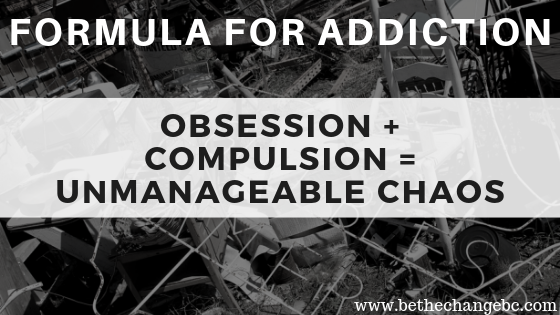 Be The Change Counselling - Addiction